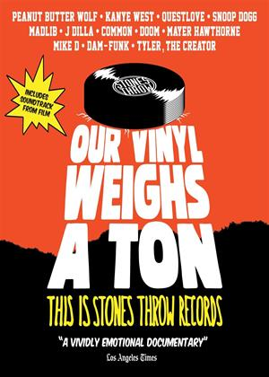 Our Vinyl Weighs a Ton: This Is Stones Throw Records Online DVD Rental
