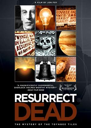 Rent Resurrect Dead: The Mystery of The Toynbee Tiles Online DVD Rental