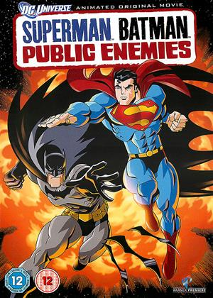 Superman/Batman: Public Enemies Online DVD Rental