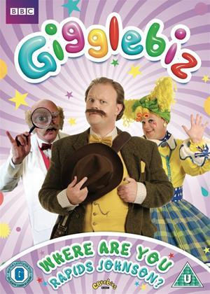 Gigglebiz: Where Are You Rapids Johnson? Online DVD Rental