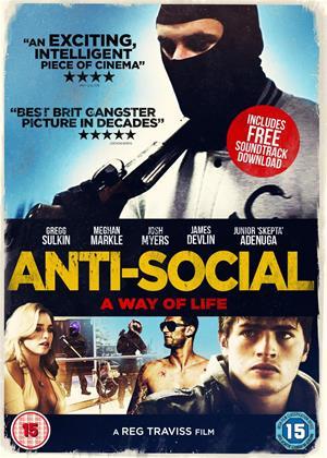Anti-Social Online DVD Rental