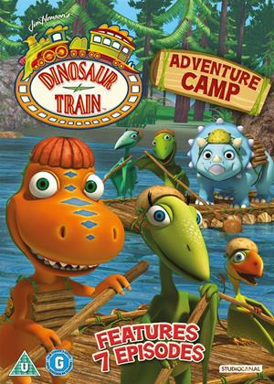 Dinosaur Train: Adventure Camp Online DVD Rental