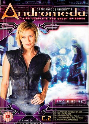 Rent Andromeda: Series 3: Vol.2 Online DVD Rental