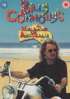Rent Billy Connolly: World Tour of Australia Online DVD Rental