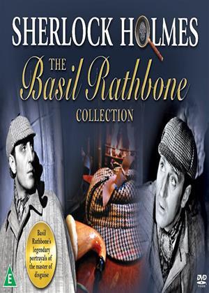 Rent Sherlock Holmes: The Basil Rathbone Collection Online DVD Rental