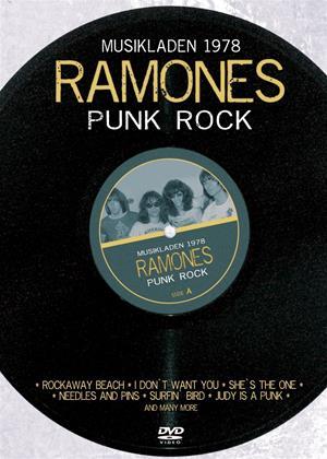 Rent Ramones: Musikladen 1978 Online DVD Rental
