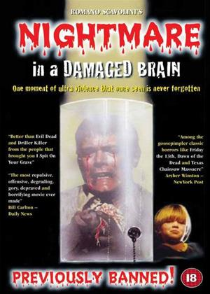 Rent Nightmares in a Damaged Brain (aka Nightmare) Online DVD Rental