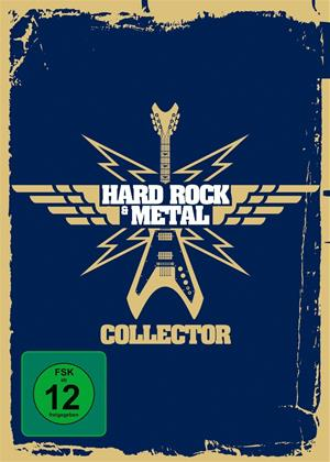 Rent Hard Rock and Metal Collector Online DVD Rental