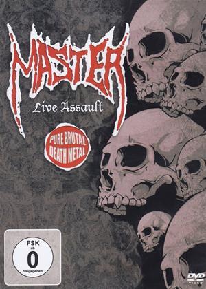 Rent Master: Live Assault Online DVD Rental