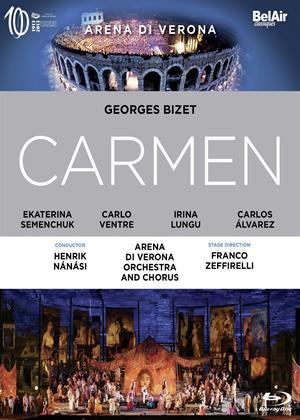 Rent Carmen: Arena Di Verona (Nánási) Online DVD Rental