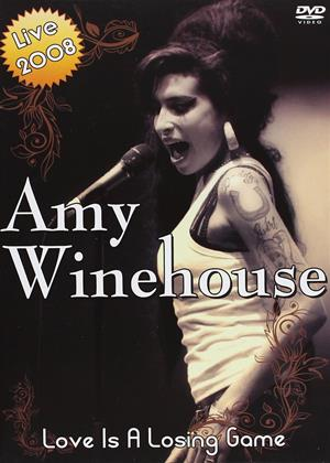 Rent Amy Winehouse: Love Is a Losing Game Online DVD Rental