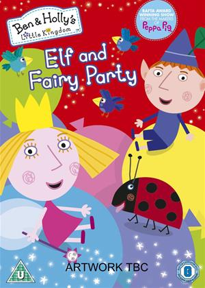 Ben and Holly's Little Kingdom: Elf and Fairy Party Online DVD Rental