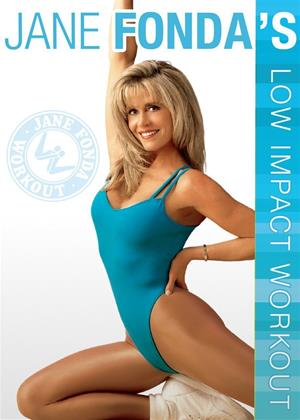 Rent Jane Fonda's Low Impact Aerobic Workout Online DVD Rental