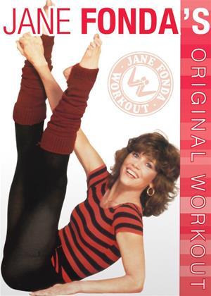 Rent Jane Fonda's Original Workout Online DVD Rental