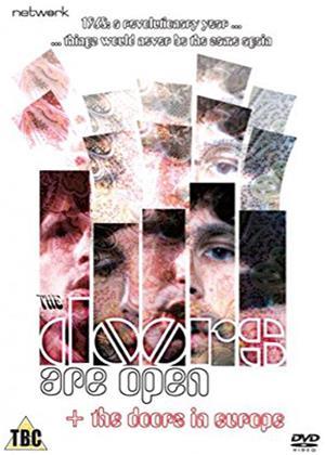 Rent The Doors Are Open/The Doors in Europe Online DVD Rental