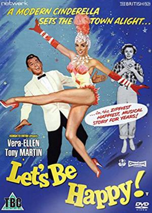 Rent Let's Be Happy Online DVD Rental