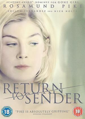 Rent Return to Sender Online DVD Rental