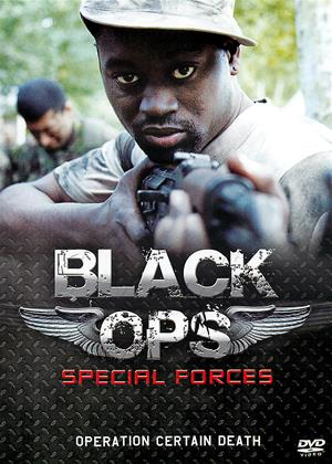 Black Ops Special Forces: Operation Certain Death Online DVD Rental