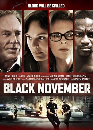 Black November Online DVD Rental