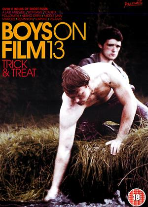 Boys on Films 13: Trick and Treat Online DVD Rental