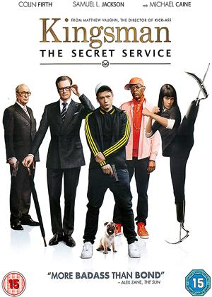 Rent Kingsman: The Secret Service Online DVD Rental