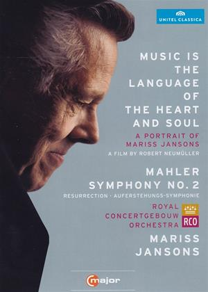 Rent Mariss Jansons: Music Is the Language of Heart and Soul Online DVD Rental