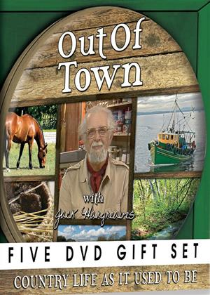 Rent Out of Town with Jack Hargreaves Collection Online DVD Rental