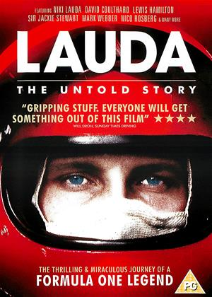 Rent Lauda: The Untold Story (aka 33 Days) Online DVD Rental