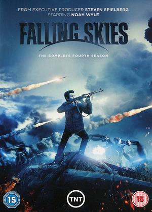 Rent Falling Skies: Series 4 Online DVD Rental