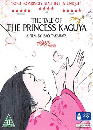 The Tale of the Princess Kaguya Online DVD Rental
