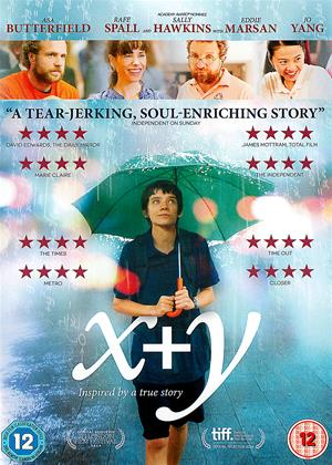 Rent X+Y (aka A Brilliant Young Mind) Online DVD Rental