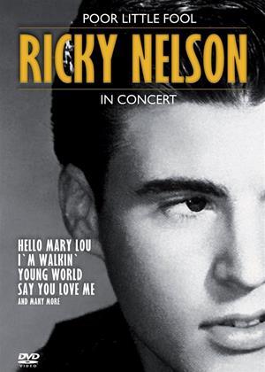 Ricky Nelson: Poor Little Fool Online DVD Rental