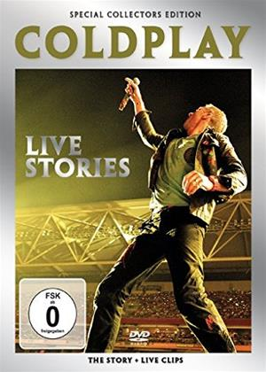 Rent Coldplay: Live Stories Online DVD Rental