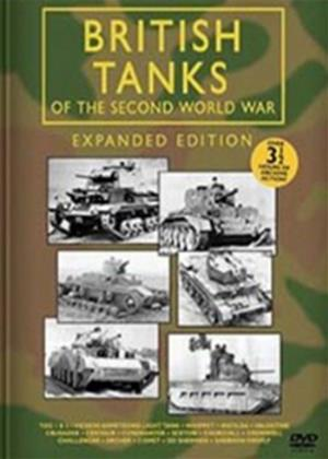 Rent British Tanks of the Second World War: Expanded Edition Online DVD Rental