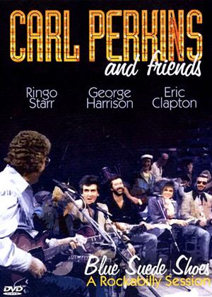 Rent Carl Perkins and Friends: Blue Suede Shoes Online DVD Rental