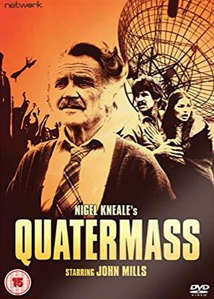 Rent Quatermass: The Complete Series Online DVD Rental