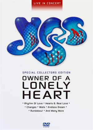 Yes: Owner of a Lonely Heart Online DVD Rental