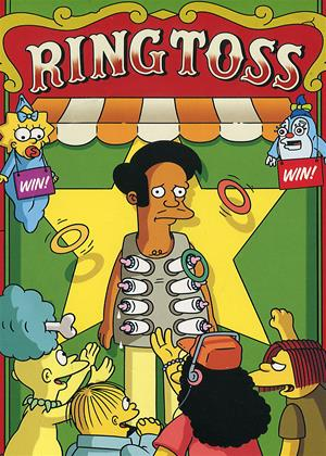 The Simpsons: Series 11 Online DVD Rental