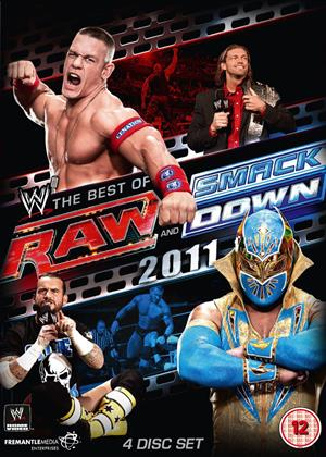 WWE: The Best of Raw and Smackdown 2011 Online DVD Rental