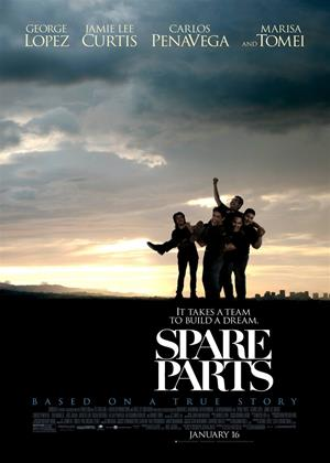 Spare Parts Online DVD Rental