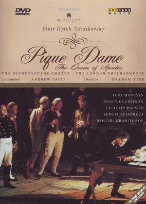 Rent Tchaikovsky: Pique Dame Online DVD Rental
