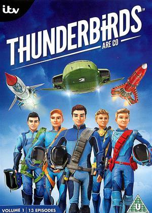 Rent Thunderbirds Are Go: Series 1: Vol.1 Online DVD Rental
