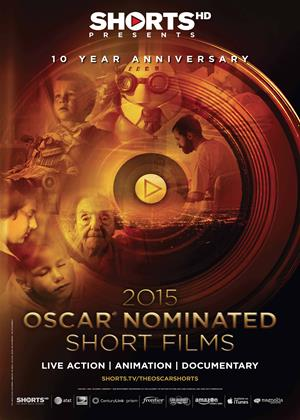 2015 Oscar-Nominated Short Films: Animation Online DVD Rental