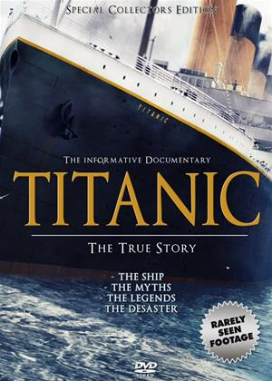 Titanic: The True Story Online DVD Rental