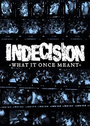 Indecision: What It Once Meant Online DVD Rental