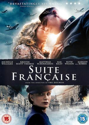 Suite Francaise Online DVD Rental