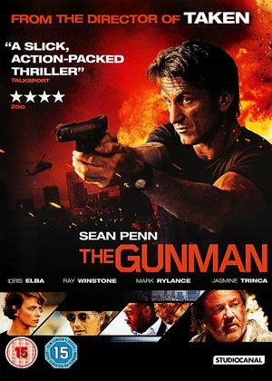 The Gunman Online DVD Rental