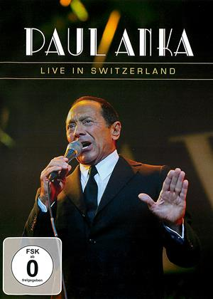 Paul Anka: Live in Switzerland Online DVD Rental