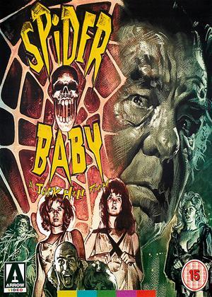 Spider Baby Online DVD Rental