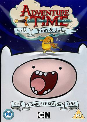 Adventure Time: Series 1 Online DVD Rental